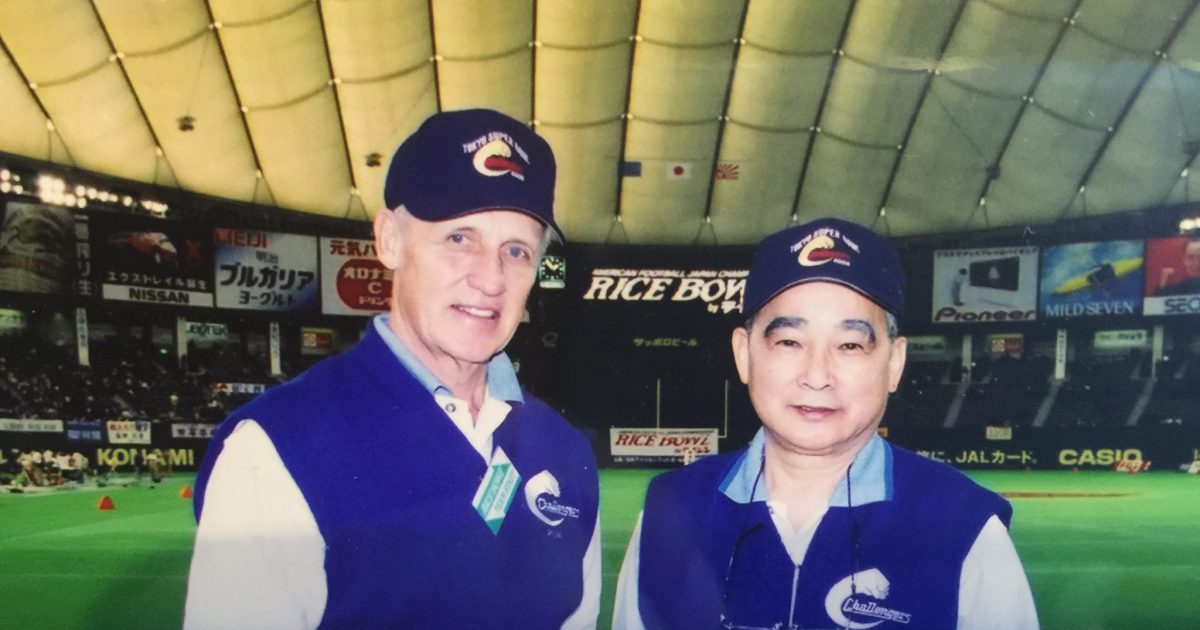 IBM山田晋三コーチが人生の師とあおぐ鈴木智之氏