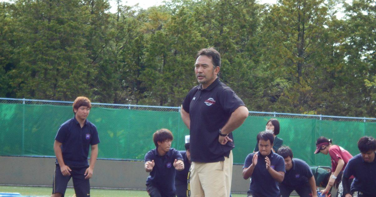 6月に行われた東海学生連盟でのHUFの様子。